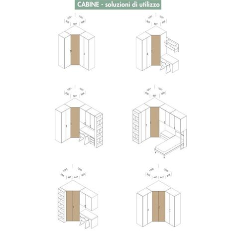 armadio cabina angolare oltre 1000 idee su armadio angolare su armadio