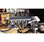 Model V8 Engine Electronic Fuel Injection  YouTube
