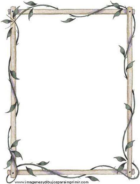 margemes para hojas de maquina borde con hojas bordes y marcos para hojas de color
