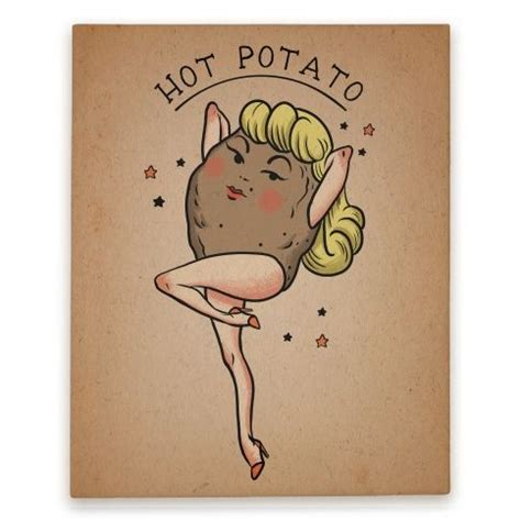 potato tattoo 422 best canvas posters and more images on