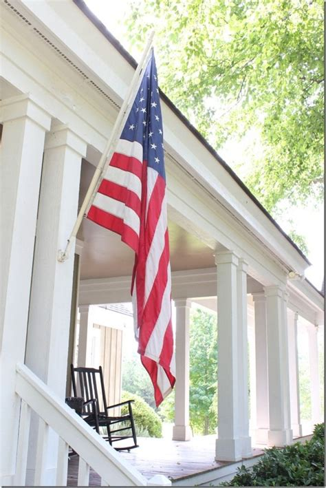 Porch Flags 17 best images about front porch with flags on