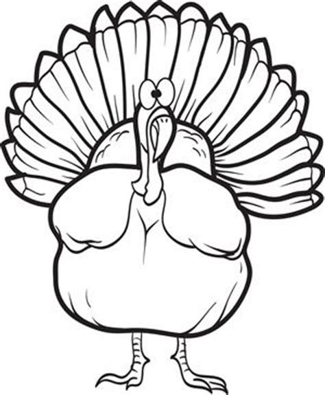 basic turkey coloring page free printable apple coloring page for kids