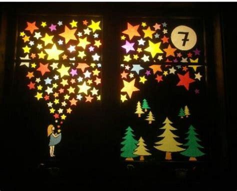 Fensterdeko Weihnachten Seidenpapier by 1000 Bilder Zu Fensterdeko Auf Upcycling