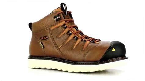 s keen 1013259 steel toe wp wedge sole hiker work boot