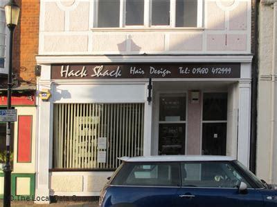 glasgow hairdresser hacked hack shack huntingdon hairdressers in huntingdon