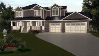 House With 3 Car Garage by 3 Car Garage House Plans By Edesignsplans Ca 1