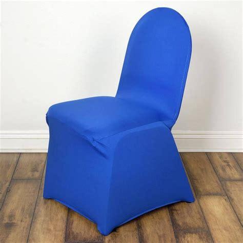 cheap royal blue chair covers royal blue spandex chair cover efavormart