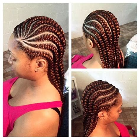styles of gana weaving top 9 awesome hairstyles for nigerian women 2017 2018