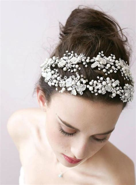 wedding hairstyles with a tiara wedding hairstyle with tiara