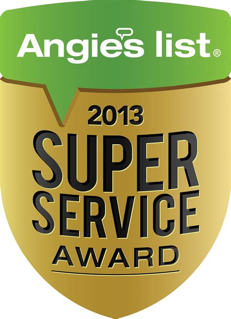 angies list angie s list super service award 2014 winner hauser air