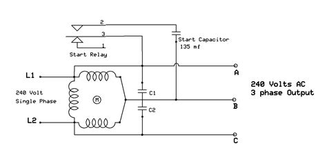 single phase 230v motor wiring diagram efcaviation