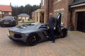 steven new car five flashy footballers who to splash their on a