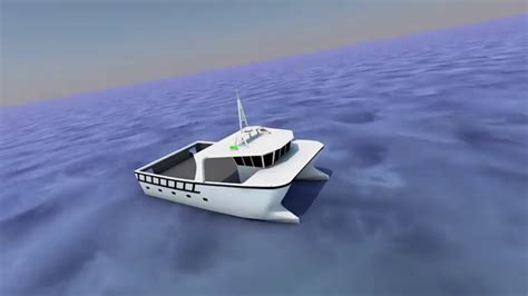 catamaran workboat pro cat the first grp workboat catamaran made in usa