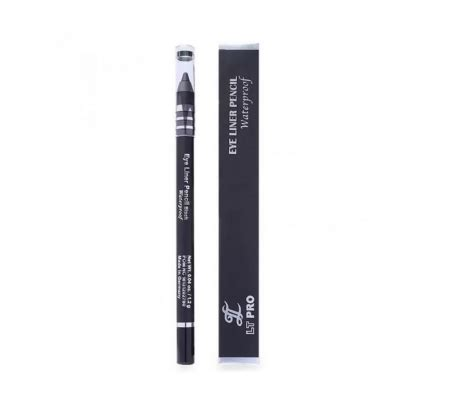 Wardah Eyeliner Pencil Black Best Seller halal cosmetics singapore lt pro eye liner pencil