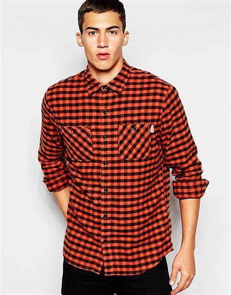 Hollister Checked Shirt hollister hollister checked flannel shirt