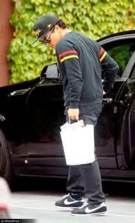 bruno mars wearing nike cortez black coolest kicks