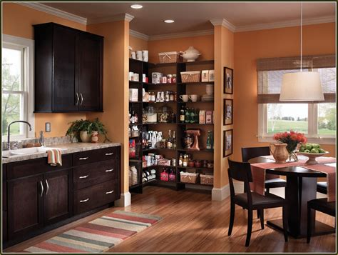 Kitchen Corner Pantry Cabinet   Cabinet #49074   Home