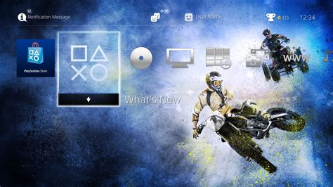 ps4 personal themes mx vs atv supercross encore theme on ps4 official
