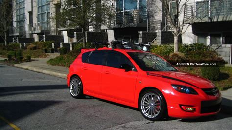 mazdaspeed cars 2007 mazda 3 mazdaspeed hatchback 4 door 2 3l