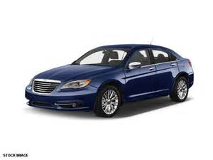 2012 Chrysler 200 Limited For Sale 2012 Chrysler 200 Limited Limited 4dr Sedan For Sale In