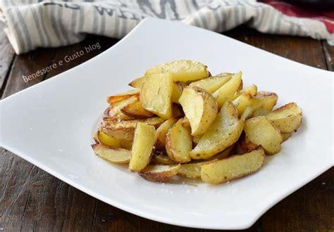 cucinare le patate con la buccia patate al forno con la buccia benessere e gusto