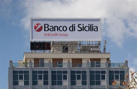 www banco di sicilia it via 5 anni fa il banco di sicilia si fonde con unicredit al