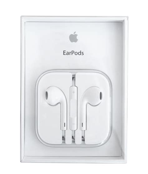 Apple Earpods With Remote And Mic Original Iphone Earphone 5 6 7 apple md827zm b earpods with remote and mic in retail pack
