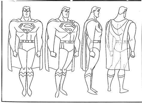Tas Ransel Boneka Karakter Batman Superheros Marvel 2 amazing cosmic powers model sheet monday superman the animated series
