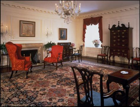 white house map room the map room