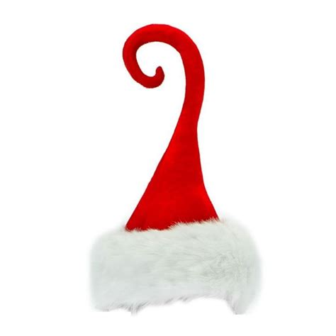 elope curly o santa hat novelty hats view all