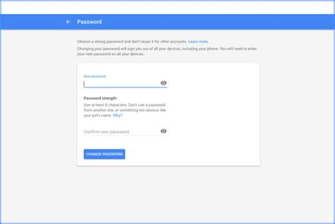 how to reset your gmail password without phone number or how to change your gmail account password digital trends