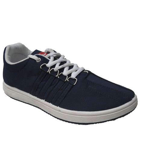 canvas shoes lancer blue canvas shoes price in india buy lancer blue