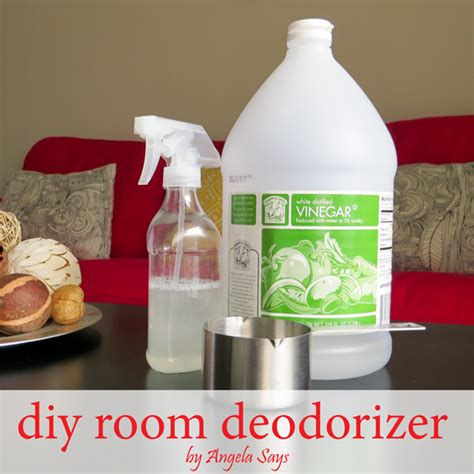 what is the best room deodorizer how to get rid of the musty smell diy room deodorizer angela says