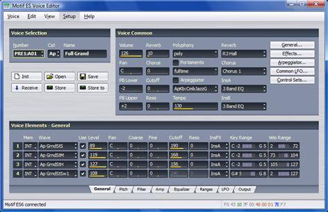 Motif Rack Es by Motif Rack Es Voice Editor File Extensions