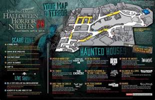 halloween horror nights 2017 halloween horror nights 2017 complete insider s guide
