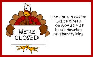 thanksgiving closed office closed sign driverlayer search engine