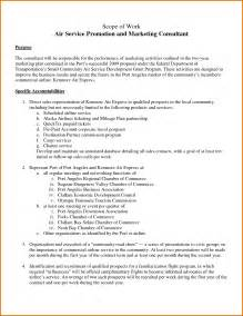 marketing scope of work template 11 marketing scope of work template plantemplate info