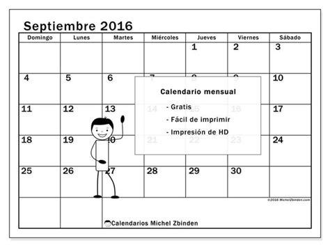 calendario rosea l septiembre 2016 para imprimir organizacion las 25 mejores ideas sobre calendario de outubro en