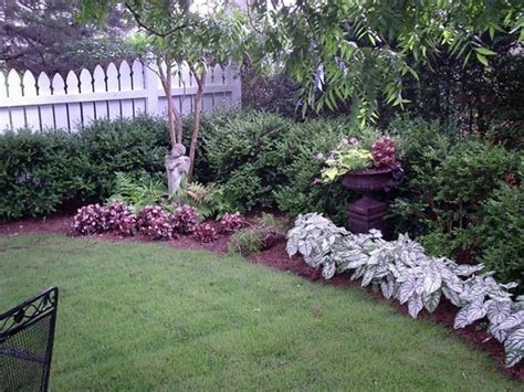 backyard corner landscaping ideas landscaping idea for backyard corner
