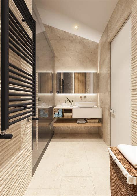 attic conversion creates  warm contemporary home