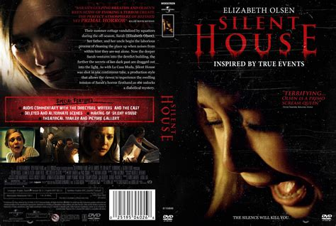 cover house silent house movie dvd custom covers silent house custom dvd covers
