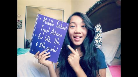back to school series 6th grade makeup 7th grade selfie photo