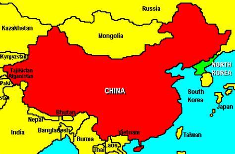 china korea comparison of china and korea