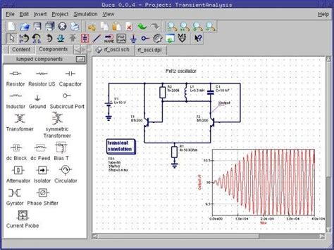 quite universal circuit simulator sourceforge net