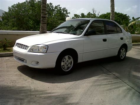 Hyundai Accent 2002 by 2002 Hyundai Accent In Exelent Condition