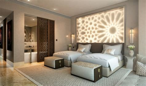 bedroom interior design ideas pinterest dormitorios originales con iluminaci 243 n brillante