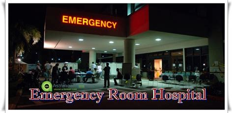 Where Is The Closest Emergency Room by Need Of An Emergency Room Has Increased Just As