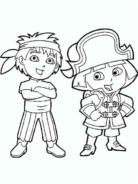 diego coloring pages nick jr 89 nick cartoon go diego go coloring page 8 year