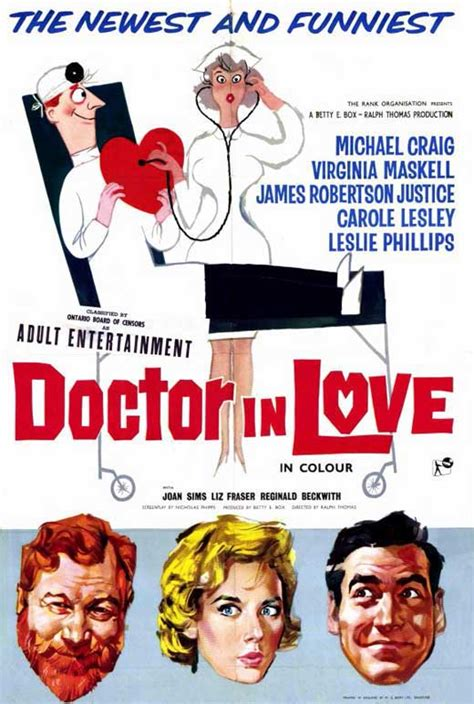 film love doctor the wild and the willing 1962 director ralph thomas