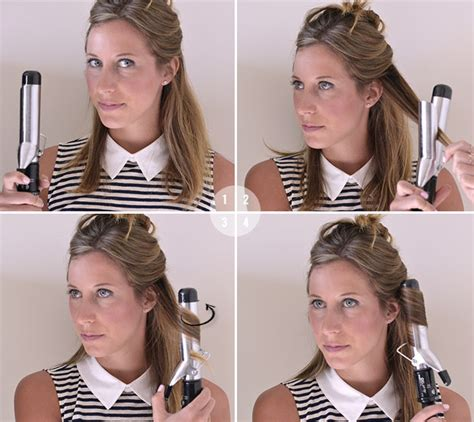 how to use a curling iron to curl your hair youtube how to use a curling iron